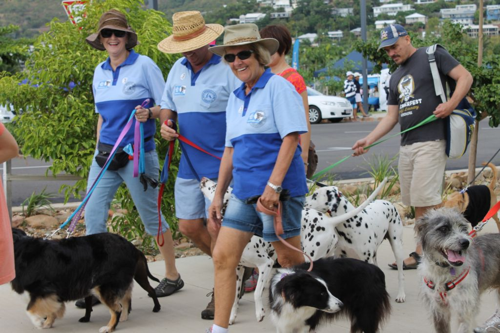 2014 RSPCA Million Paws Walk