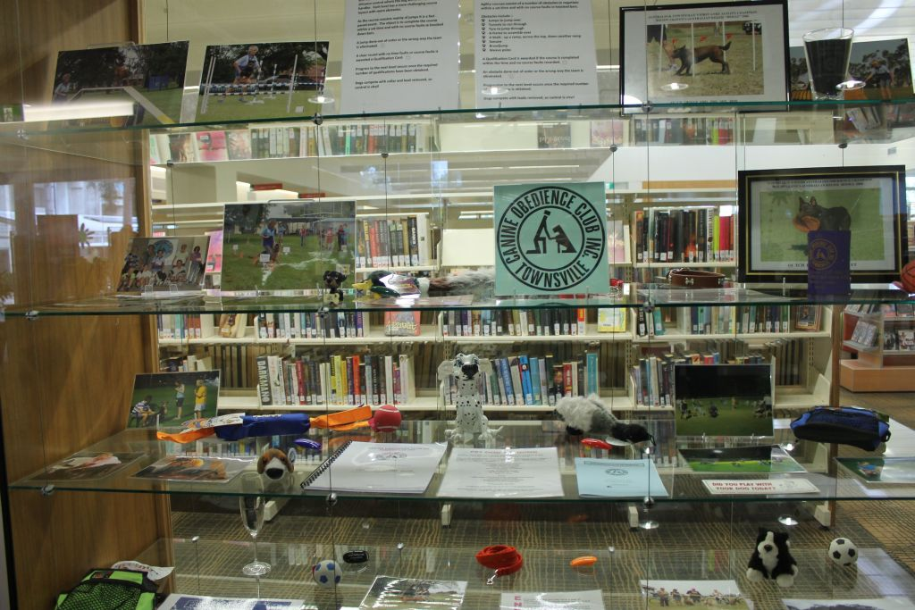 Thuringowa Library Display